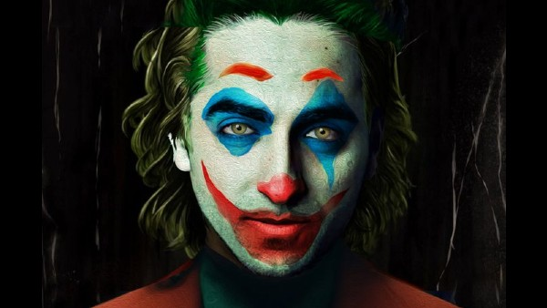 Ayushmann Takes The Internet By Storm With His 'Joker' Look