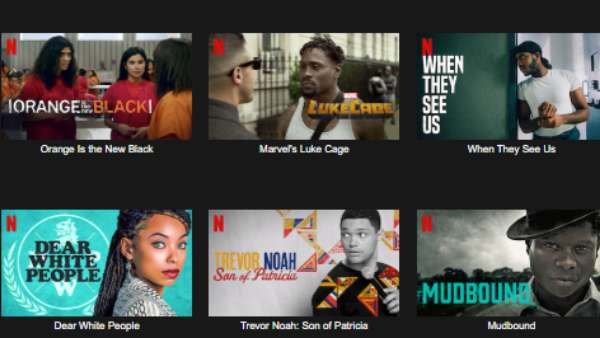 Along With Films And Shows Even Documentaries Like Beyonce's Homecoming Are Available