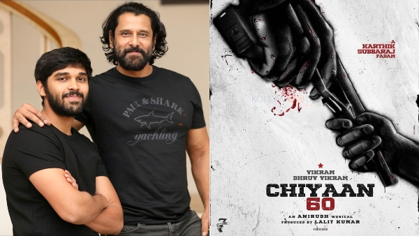 Chiyaan 60: Vikram To Play A Negative Role In The Karthik Subbaraj Directorial?