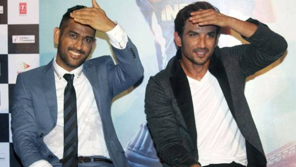 Dhoni Was Shattered With Sushant's Sudden Passing Way