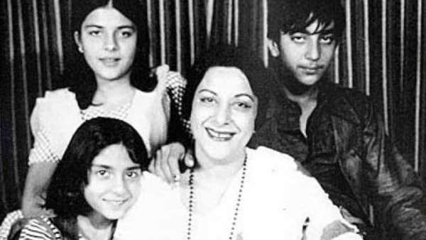 I Miss You: Sanjay Dutts Birthday Wishes For Late Mother