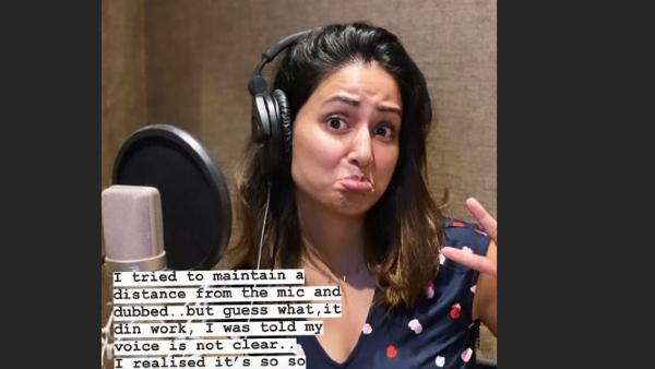 Hina Says She's Shit Scared!
