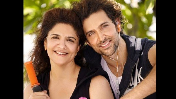 Hrithik Says The Shape Of His Birthday Cake Was Usually Of A Disco Dancer Or A Super Hero