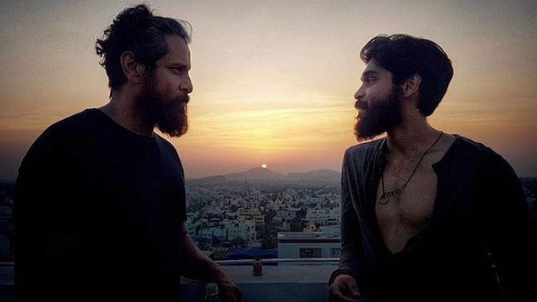 Dhruv Vikram And Vikram To Unite For A Multi-Starrer Under Karthik Subbaraj's Direction