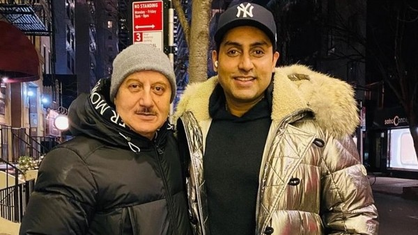 In The Same Post, He Also Acknowledged His 'Guru' Anupam Kher