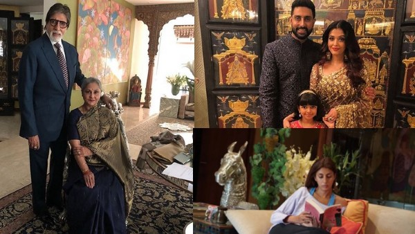 Inside Pictures Of Jalsa: Amitabh Bachchan's Mumbai Home Looks No Less Than A Royal Palace!