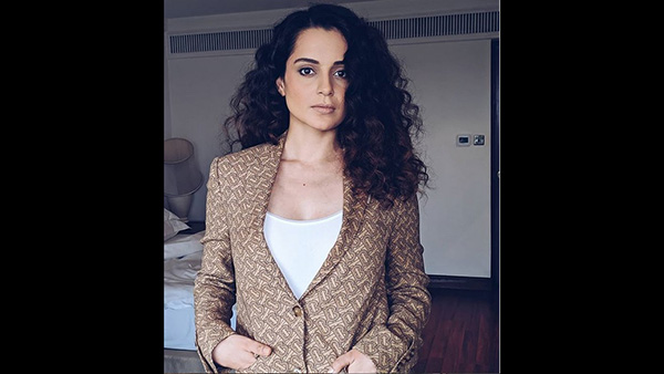Kangana's Team Blamed Anaita For Using The Actress's Old Videos To 'Keep Making Money'