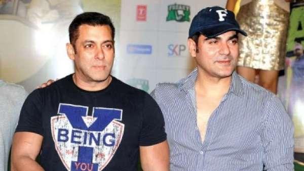 Salman Khan Recalls Being Hit By Brother Arbaaz
