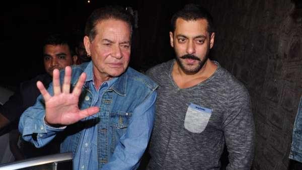 Salman Khan Recalls Being Punished At School