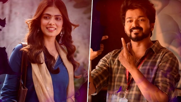 Malavika Mohanan Shares Her Favourite Quote And Reveals It Was Said By Her Master Co-Star Vijay