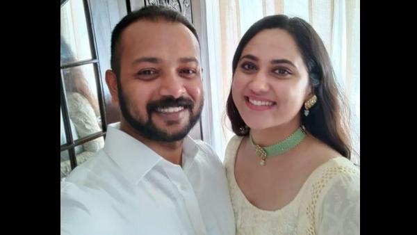 Miya George Gets Engaged To Ashwin Philip