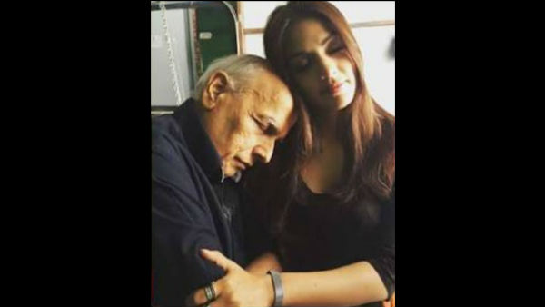 When Old Pictures Of Mahesh Bhatt With Rhea Chakraborty Resurfaced On Social Media