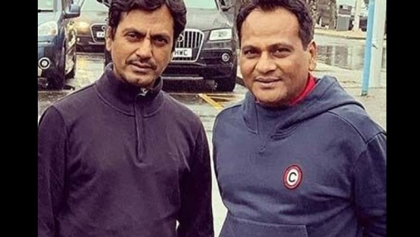 Nawazuddin's Brother Reacts To Sexual Harassment Allegations
