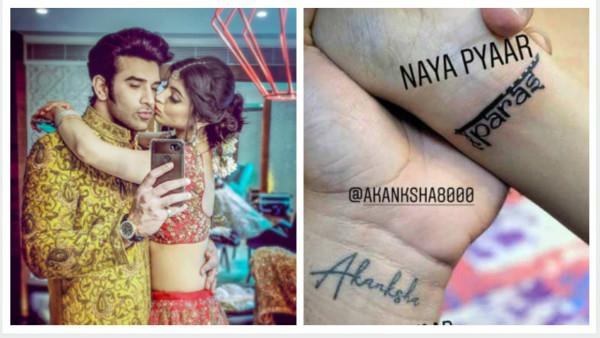 Paras On Removing Akanksha's Tattoo