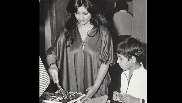 Hrithik Roshan's Mom Shares A Major Throwback