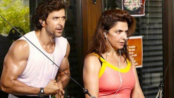 When Pinkie Roshan Penned A Heartfelt Note For Son Hrithik