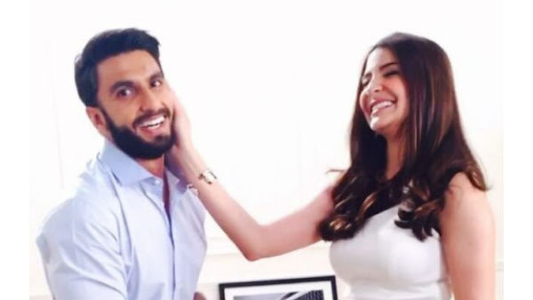 Ranveer Was Over The Moon When Anushka Signed DDD!