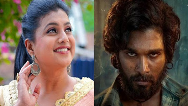 Pushpa: MLA Roja To Play Antagonist In The Allu Arjun Starrer?