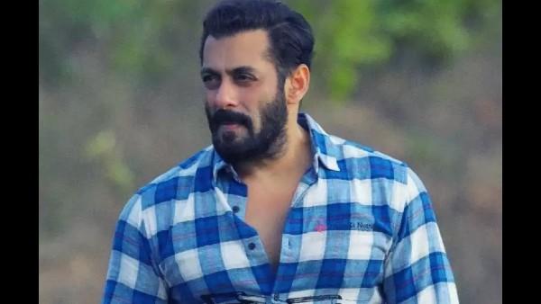 Salman Khan Writing A Love Story Amid Lockdown?