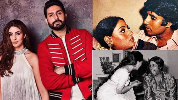 Amitabh-Jaya Bachchan's Wedding Anniversary: Abhishek And Shweta Wish Them With Throwback Pics!