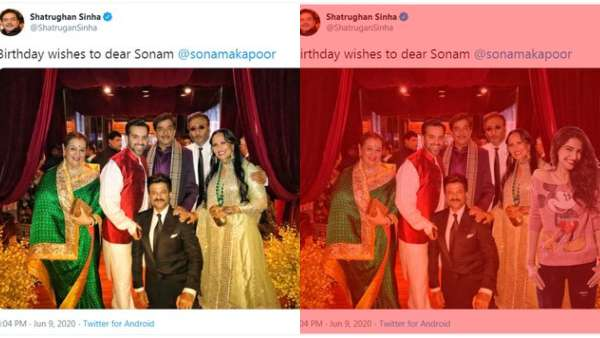 Sonam Is The New Mr India