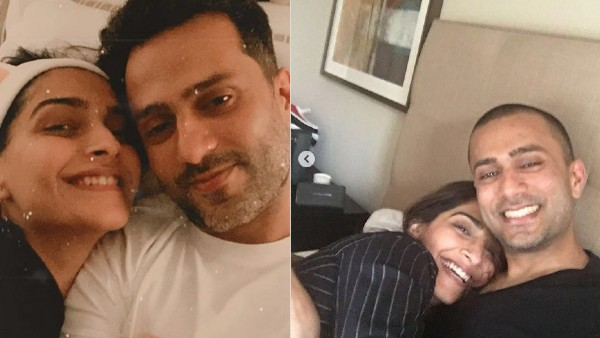 Post The Celebrations, Sonam Kapoor Wrote A Thank You Note For Husband Anand Ahuja