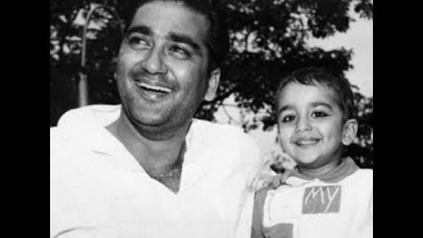 Sanjay Dutt Remembers Dad Sunil On His Birth Anniversary