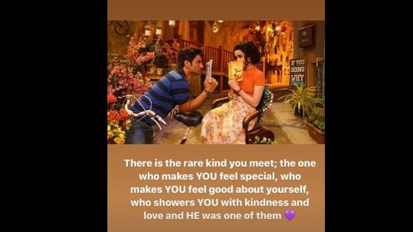 Shraddha Kapoor's Heartfelt Words For Sushant Singh Rajput