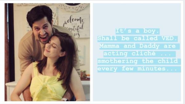Sumeet Vyas & Ekta Kaul Blessed With A Baby Boy; Actor Announces Good News On Instagram