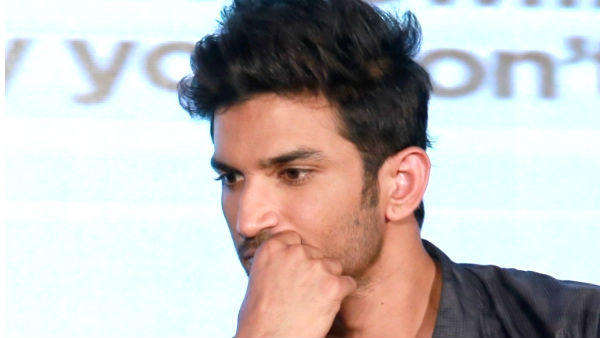 Sushant Cried A Lot When Paani Was Shelved