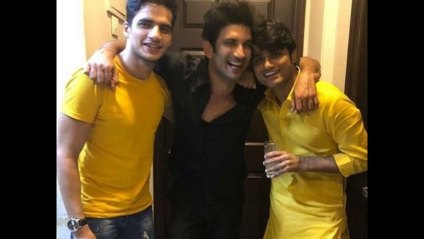 Meanwhile, Sushant's Close Friend Sandip Ssingh Is Yet To Come To Terms With Sushant's Death