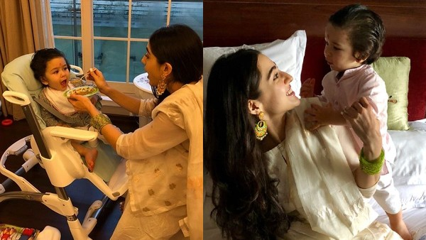 Sara Ali Khan Also Spoke About Paparazzi's Obsession With Taimur
