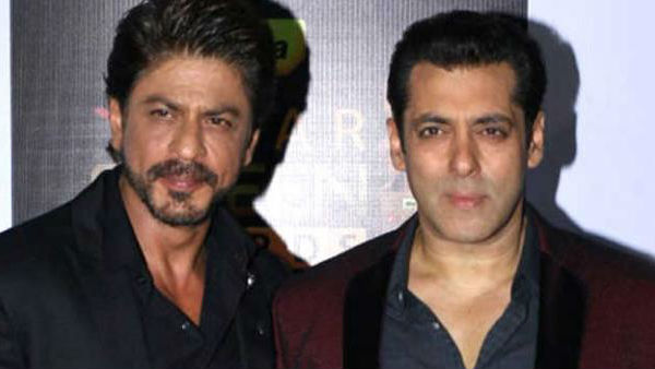 Yet Another Fight Of Salman-Shah Rukh