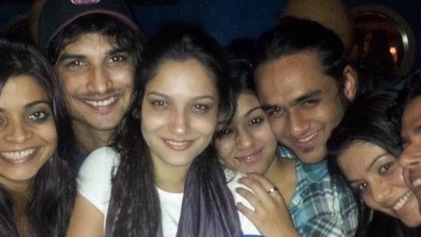 Vikas Shares Picture Of Sushant & Friends During The Actor's Carefree Days