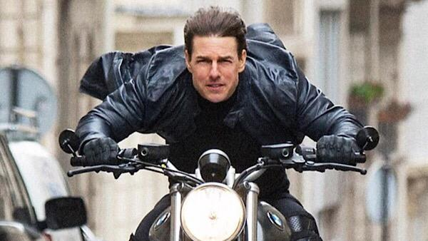 Tom Cruise Used Expletive-Filled Remarks When Yelling At The Crew