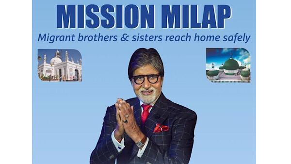 Amitabh's Two-Day Plan To Send Migrants Home