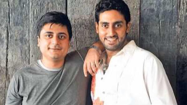 Abhishek Recalls Being Thrown Off The Sets Of Big B's Pukar