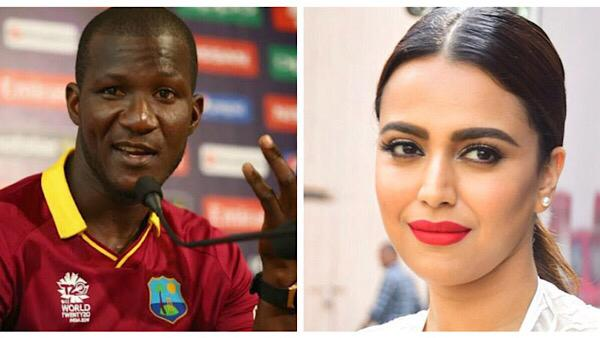 Swara Reacts To Use Of Racial Slurs Against Cricketer Darren
