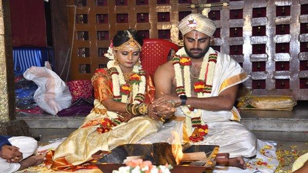 Mayuri and Arun