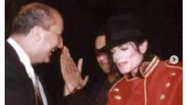 Photo: Anupam Kher's Fanboy Moment With Michael Jackson