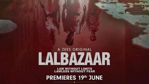 Ajay Devgn Unveils Trailer of ZEE5s Cop Drama Lalbazaar Releasing On June 19