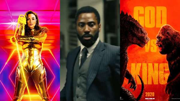 After Tenet, New Release Dates Announced For Wonder Woman 1984, Godzilla Vs. Kong, Matrix 4