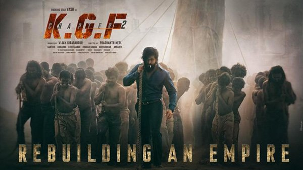 KGF: Chapter 2: Prashanth Neel Plans To Change The Script?