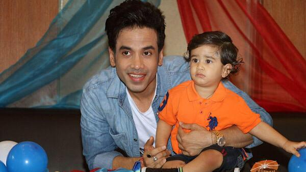 Tusshar On Having His Son Laksshya Through Surrogacy