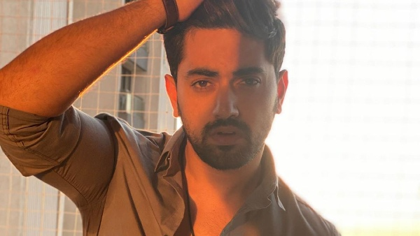Zain Imam In Never Kiss Your Best Friend Lockdown Edition; Says He Couldn't Say No When Approached!