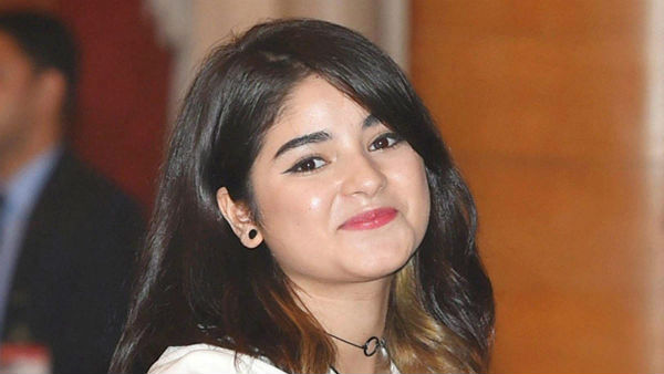Zaira Wasim Reacts To Fury Over Her Locust Attack Tweet