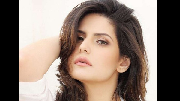 Currently, Zareen Khan Is Spending Her Lockdown Time With Her Family