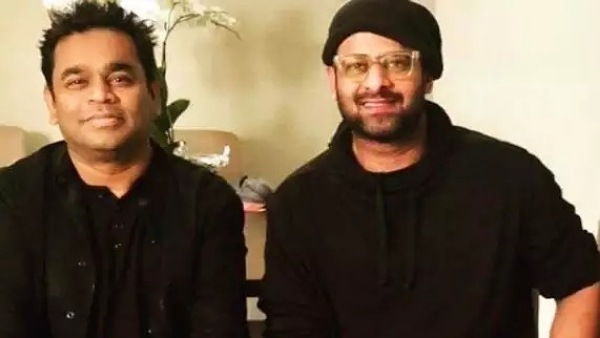 Prabhas' Wish To Have AR Rahman Compose Music For Radhe Shyam Might Not Be Fulfilled!