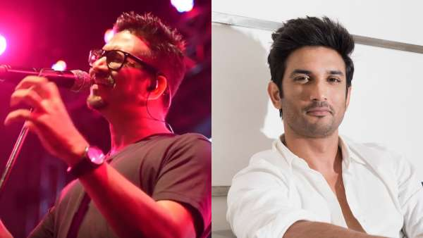Amit Has Voiced Many Songs For Late Actor Sushant Singh Rajput