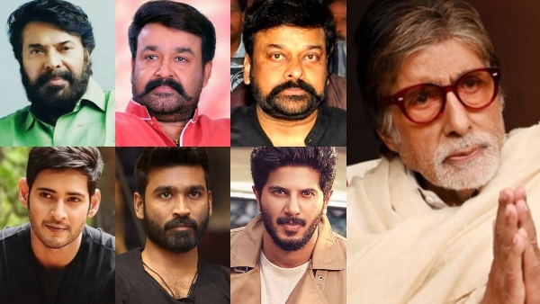 Amitabh Bachchan Tests Positive For COVID-19: Chiranjeevi, Mohanlal & Others Wish A Speedy Recovery!